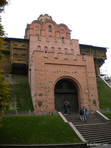 Київ Золоті ворота InterNetri Ukraine 086