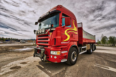 Gustavssons (johan.bergenstrahle) Tags: 2018 finepicsse fordon hdr lastbil maj may scania sverige sweden truck vehicle
