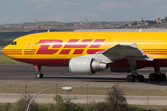 D-AEAG EAT European Air Transport DHL A300-600 Madrid Barajas Airport (Vanquish-Photography) Tags: daeag eat european air transport dhl a300600 madrid barajas airport vanquish photography vanquishphotography ryan taylor ryantaylor aviation railway canon eos 7d 6d 80d aeroplane train spotting lemd mad madridbarajas madridbarajasairport madridairport barajasairport