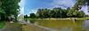 Schloss Philippsruhe - Schlosspark - Hanau (holgerHG) Tags: schloss philippsruhe deutschland hessen hanau architektur arcitecture geäude building himmel baum gras park parkanlage weiher castle garden water fountain pond wasser