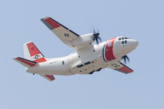 US Coast Guard HC-27J (Trent Bell) Tags: aircraft hanger24 airfest airshow redlands airport california 2018 c27 hc27j alenia c27jspartan coastguard uscoastguard