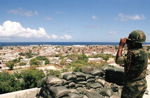 Περιπολία στη Σομαλία (UNOSOM II, 1993)