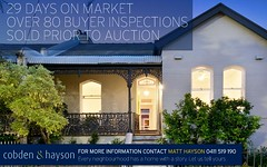 23 Wortley Street, Balmain NSW