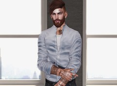 Faith (AW02) Tags: sl secondlife photography feelings emotions tattoo appliers apparels clothes mesh avatar 7prodigy prodigyink speakeasy deadwool magnificent stealthic hysteria