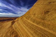 Arizona (dyfuzor 1) Tags: arizona blue sky yellow orange rocks clouds nikon tamron wide landscape scenic page