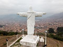 Cristo Blanco (Moody Man) Tags: cristo blanco 2018 180405 peru cusco