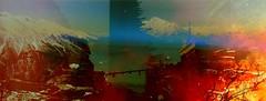 [ .   UNTITLED CPP 723   . ] (ǝlɐǝq ˙M ʍǝɥʇʇɐW) Tags: scattering lordrayleigh sunlight 723skiddoo project multipleexposure attenuation g2v sun stellar atmospheric blueaurora nitrogen oxygen chemicals blue green red colors cpp corpsephotopoetics randomcomposition trona remix analog 35mm film aurora us canada mrtrona denim nasa jpl msemily arandomcollisionofimages collaborate multiplecollaborationscollaborationdarlene99999mrtrona