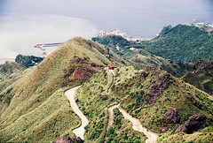 (YL.H) Tags: mountain film analog taiwan canon 500n agfa 底片 瑞芳 hiking