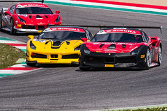 "Ferrari Challenge Mugello 2018 • <a style=""font-size:0.8em;"" href=""http://www.flickr.com/photos/144994865@N06/26931949967/"" target=""_blank"">View on Flickr</a>"