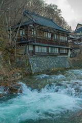 Takaragawa Onsen (gsz) Tags: japan travel onsen rotenburo hotspring bath japanesebath spa gunma takaragawaonsenosenkaku