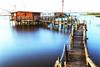 Baracche di pesca (bumbazzo) Tags: baracch di pesca delta del po fiume fiumi river rivers tramonto tramonti sunset sunsets landscape landscapes paesaggio paesaggi comacchio italia italy fishermanhouse