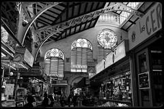 Mercado central Valencia (al253) Tags: nb valencia mercado espagne