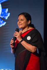 Dr. NEENA PRASAD (TEDxGlobalAcademy) Tags: tedxglobalacademy management professor curator