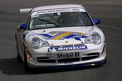 Nigel Rice - Red Line Racing - Porsche GT3 Cup a (Boris1964) Tags: 2005 porschecarreracupgb brandshatch