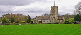 Barbon Church (with flagpole TWIZ)