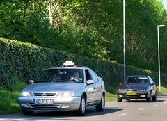 2x Citroën Xantia V6 Activa (Skylark92) Tags: nederland netherlands holland noordholland vijfhuizen expo centrum haarlemmermeer citromobile 2018 road grass citroën xantia v6 activa sd91515 poland pl taxi marseille szzg16 1998