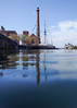 Pumphouse (.annajane) Tags: liverpool liverpooldocks dock water merseyside reflection canningdock pumphouse uk england