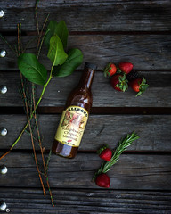 Berries (sofiasamarah) Tags: approved los angeles la california ad advertisement food sauce marinade allegro berries delicious sofia samarah photography