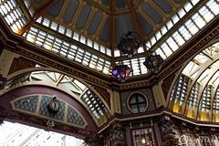 Leadenhall Market in the City of London (Sylliez) Tags: royaumeuni angleterre londres london cityoflondon