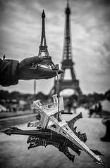 I'll meet you in Paris (ercan.cetin) Tags: paris streetphotography strassenfotografie strasse strassenfoto eiffel blackandwhite blackwhite bw siyahbeyaz siyah schwarzundweiss sokakfotografciligi street streetphoto streetexpressions streetart flickr