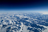 The mighty Alps look stunning from above (gc232) Tags: alps altitude livefromtheflightdeck live from flight deck fly pilots view views plane aerial