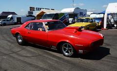 Firebird_8992 (Fast an' Bulbous) Tags: doorslammer car vehicle fast speed power drag race track strip pits classic automobile santa pod nikon outdoor motorsport
