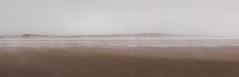Misty Morning Beach Walk (Mark Wasteney) Tags: beach seaside sand mist fog westwardho westcountry northdevon coast devon water sea panoramic photostitch