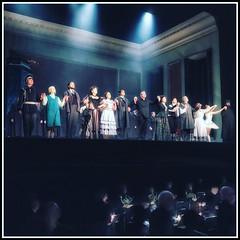 Curtain Call (FotoFling Scotland) Tags: eugeneonegin tchaikovsky opera theatre stage pit orchestra curtaincall scottishopera edinburgh festivaltheatre