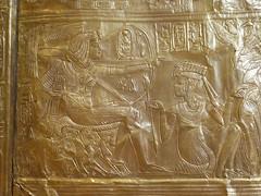 Tutankhamun & Ankhesenamun (Aidan McRae Thomson) Tags: tutankhamun cairo museum egypt ancient egyptian