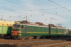 ВЛ10-1366 (logica.bs) Tags: вл101366 кострома станция поезд лето жд сев сжд электровоз локомотив