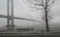 Rainy Day View (J MERMEL) Tags: bridges genres riverviews verrazano views