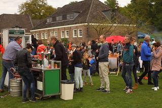 Sonsbeekpark_Koningsdag 2018 vrijmarkt Arnhem Watermuseum
