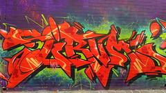 Sirum... (colourourcity) Tags: streetart streetartaustralia streetartnow graffitimelbourne graffiti melbourne burncity colourourcity awesome nofilters original sirum sirum1 sirumone lbd f1 f1c sirumvsvenom venom unionheights red east9thbrewing