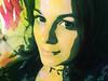 watercolor me (saudades1000) Tags: selfie watercoloreffect artsy artsyfilter portrait autoretrato