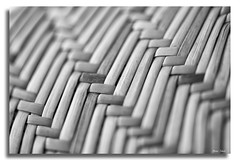 Pattern on a straw hat (Bear Dale) Tags: i just liked pattern simple straw hat thought it would make nice bw image dale nikon d850 macro nikkor afs micro 105mm f28g ifed vr beardale fotoworx lakeconjola shoalhaven southcoast framed monocromo negroywhithe noiretblanc photo photograph groups group flickr