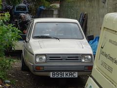 1985 Reliant Rialto LX (Neil's classics) Tags: vehicle 1985 reliant rialto wagon estate car