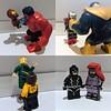 Marvellous (Letgoofmylego) Tags: ironfist lukecage powerman ironman thanos warmachine redhulk blackbolt medusa marvel comics lego minifigures minigfig