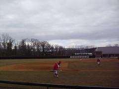 Poughkeepsie 13 (MFHarris) Tags: marist poughkeepsie ncaa collegebaseball mccann redfoxes ballpark baseball stadium