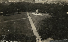 Central Park, 1914 (vintage.winnipeg) Tags: winnipeg manitoba canada vintage history historic parks