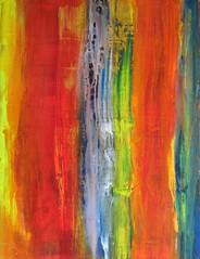Three colours (Peter Wachtmeister) Tags: artinformel mysticart modernart popart artbrut phantasticart ar abstract abstrakterimpressionismus abstrakt acrylicpaint surrealismus surrealism hanspeterwachtmeister