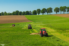 First cut of grass | ZETOR // PÖTTINGER Team (martin_king.photo) Tags: springwork springwork2018 silage silage2018 zetor outdoor today claasworldwide pöttinger tree trees landscape meadow field green tractor red strong huge big machine sky martin king photo agriculture machinery machines tschechische republik powerfull power dynastyphotography lukaskralphotocz agricultural great day czechrepublic fans work place tschechischerepublik martinkingphoto welovefarming working modern landwirtschaft colorful colors blue photogoraphy photographer canon love farming daily tires onwheels farm skyline highlands spring beautiful nice world painting scenery europe texture view