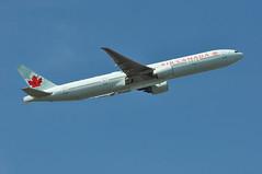 AC0849 LHR-YYZ (A380spotter) Tags: takeoff departure climb climbout belly boeing 777 300er cfram ship739 aircanada aca ac ac0849 lhryyz runway09r 09r london heathrow egll lhr