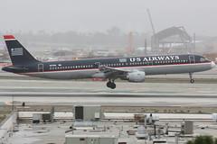 N171US (dbind747438) Tags: us airways airbus a321 n171us los angeles airport