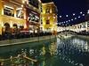 Romantico. Venice Grand Piazza, Phils. Samsung J7 Pro (maryjanegarcia.mjg) Tags: water lights ambiance romantic calming love
