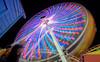 The Ultimate Figet Spinner (Non Paratus) Tags: santamonica santamonicapier night noflash people game pacificpark amusementpark ferriswheel patterns lightpainting