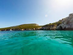GOPR8663 (urbanlifelens) Tags: mare sea seascape alghero alguer sardegna sardinia underwater fishes pesci seastar stellamarina coast costa sky cielo sun sole