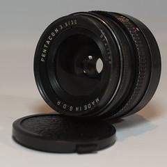 Pentacon 30 1:3.5 (lignesbois) Tags: matériel gear objectif lens pentacon30f35