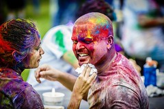 Holi DC Fest (Airborne Guy) Tags: holy holidc festival people love hindu colors festivalofcolors spring washington dc fun happy smile