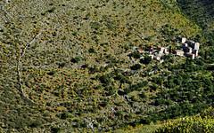 Mani 10 (orientalizing) Tags: animalpens architecture desktop featured fieldwalls greece landscape leontaki mani pepon southernpeloponnese village