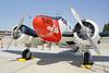 SNB-5P / RC-45J 29585 (Ian E. Abbott) Tags: beech snb5p rc45j 29585 n75018 beech18 twinbeech trainingaircraft reconnaissanceaircraft reconaircraft warbird taighramey